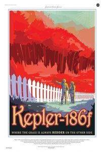 Kepler-186f - where the grass is always redder on the other side